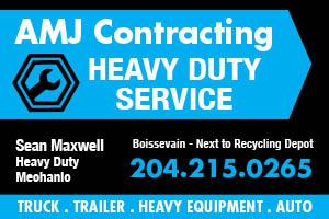 AMJ Contracting Heavy Duty Service