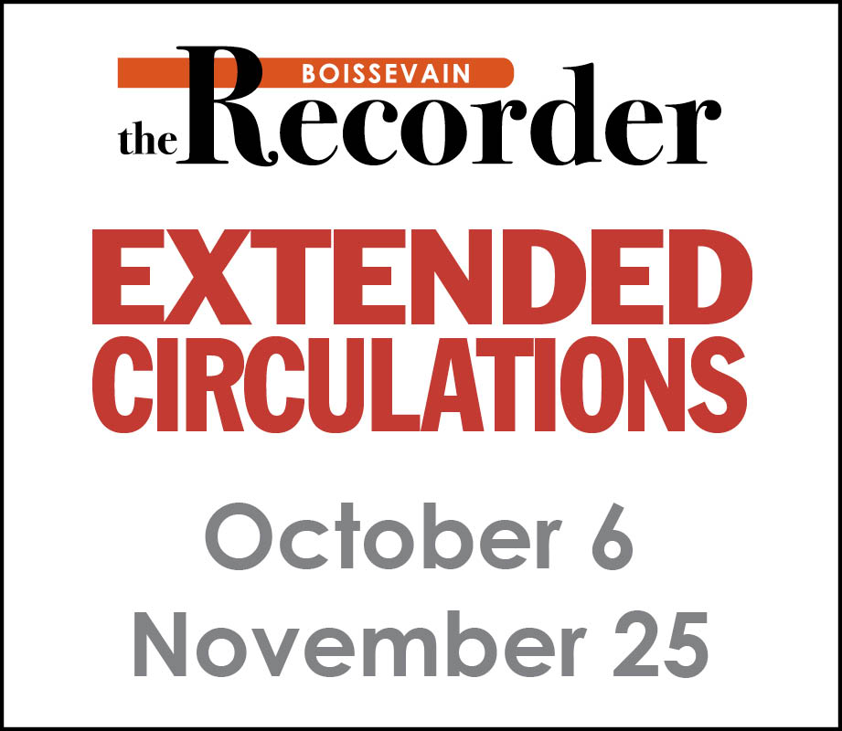 fall extended circulations
