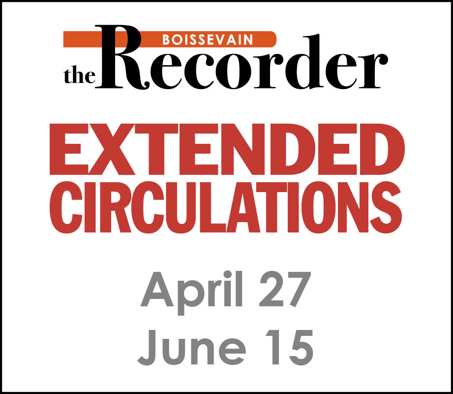 Extended Circulation April 27