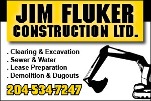 Fluker Construction, Boissevain