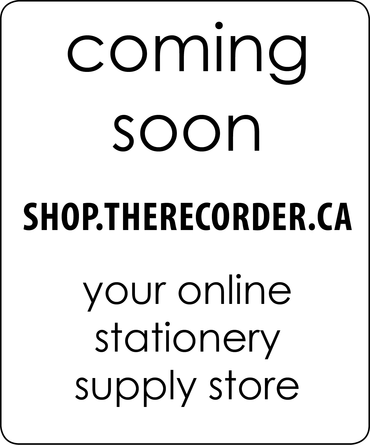 BR_shop the recorder