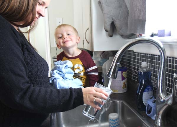 Water rate increase reflects utility costs