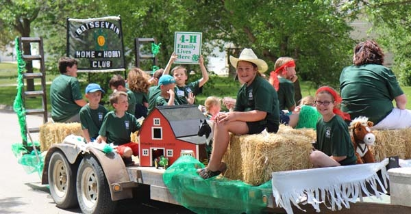 Summer not complete without 4-H Rally